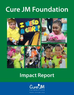 Cure JM Foundation 2014 Impact Report