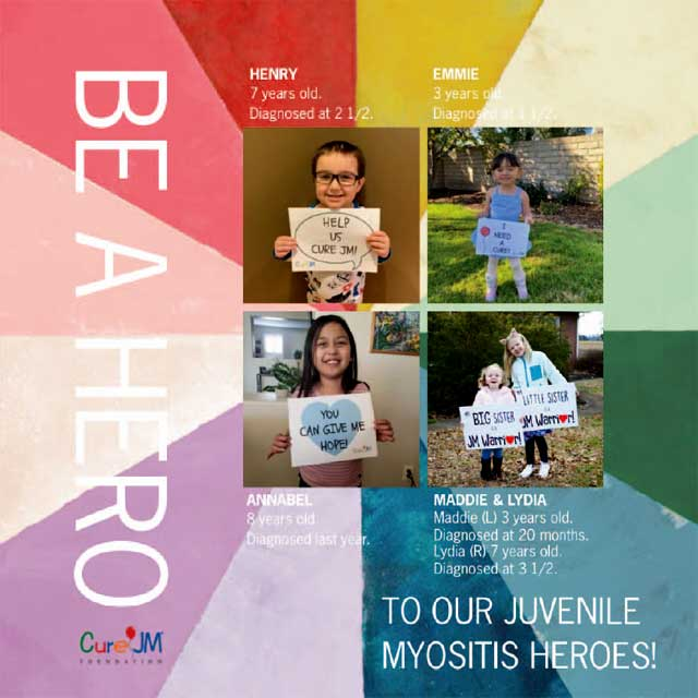 Be a Hero Booklet