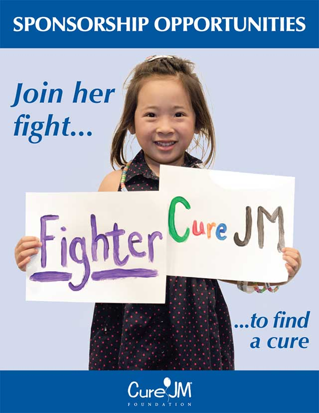 Sponsorship Opportunities: Join Her Fight to Find a Cure