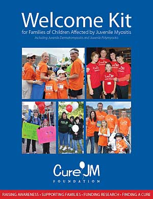 Welcome Kit: Cure JM Family Support Network
